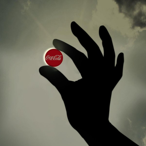 Real Time Marketing zachód słońca coca-cola allegro