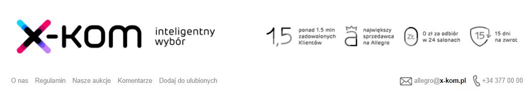 x-kom_pl kontakt allegro