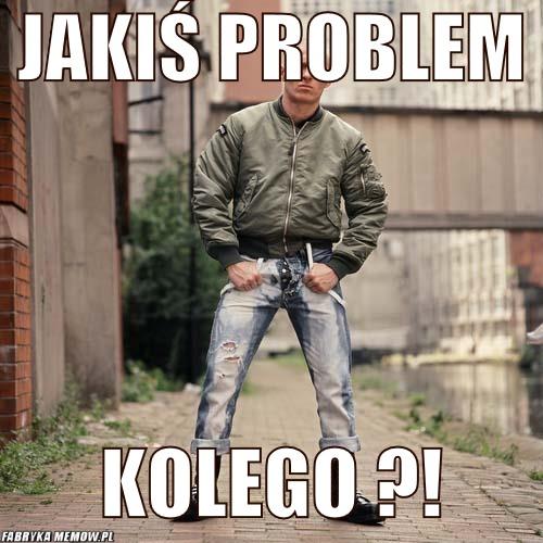 Problem na Allegro