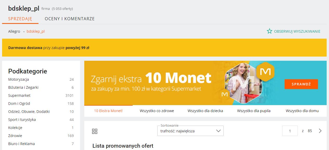 Zbieracze Moneciarze Monety Na Allegro Vsprint Pl