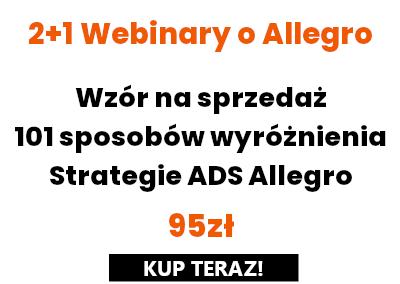 Allegro – Wzór na sprzedaż