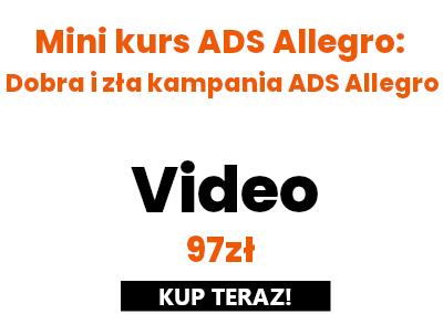 Mini kurs ADS Allegro